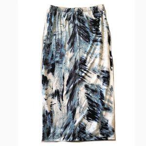 Philosophy Brand Midi Skirt